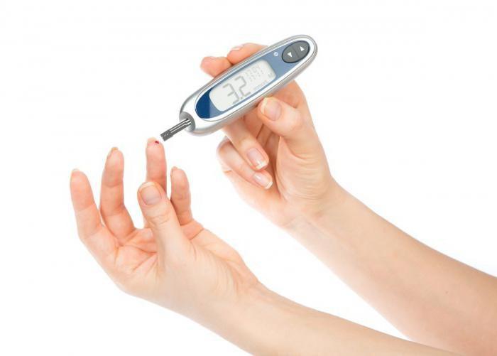 диагностические критерии сахарного диабета