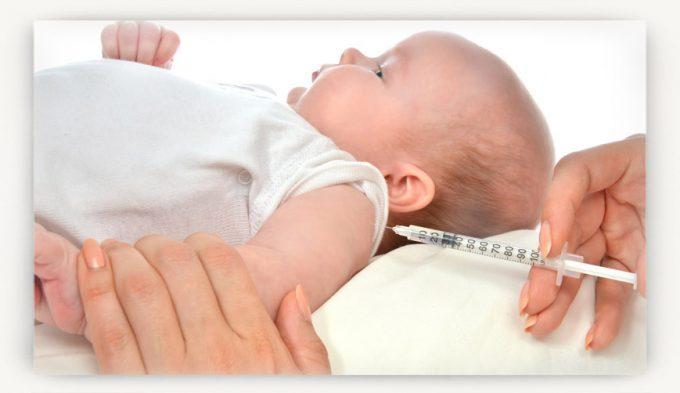 всем ли детям назначают прививку превенар
