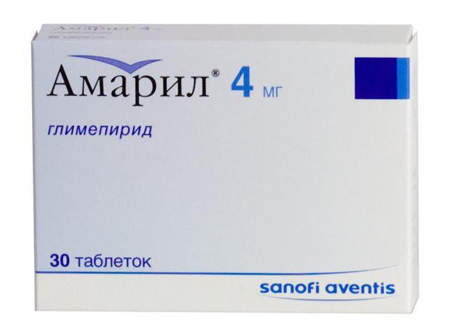 препараты при диабете 2 типа