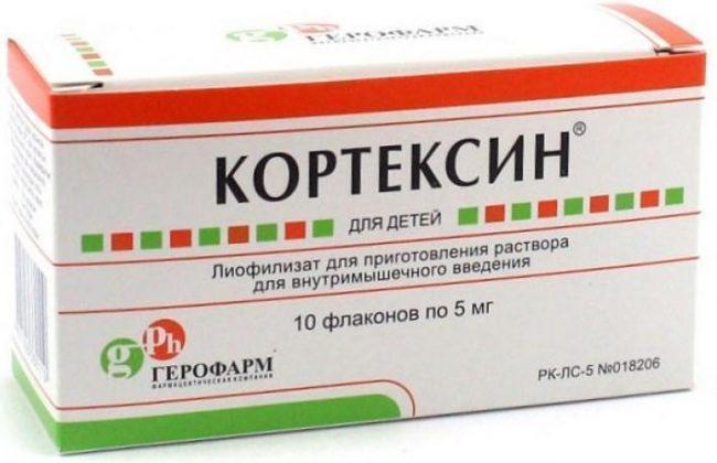 Кортексин для ребенка
