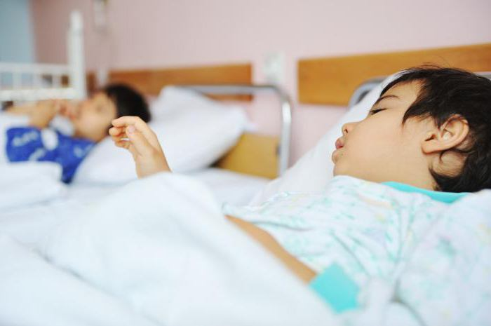 транзиторный гипотиреоз у детей