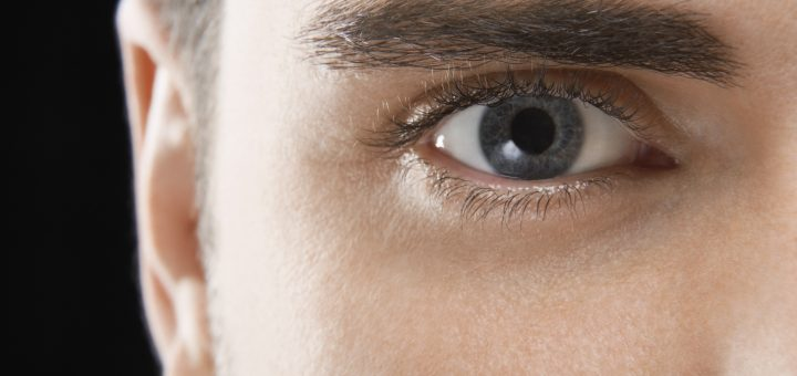 черные точки в глазах что это такое