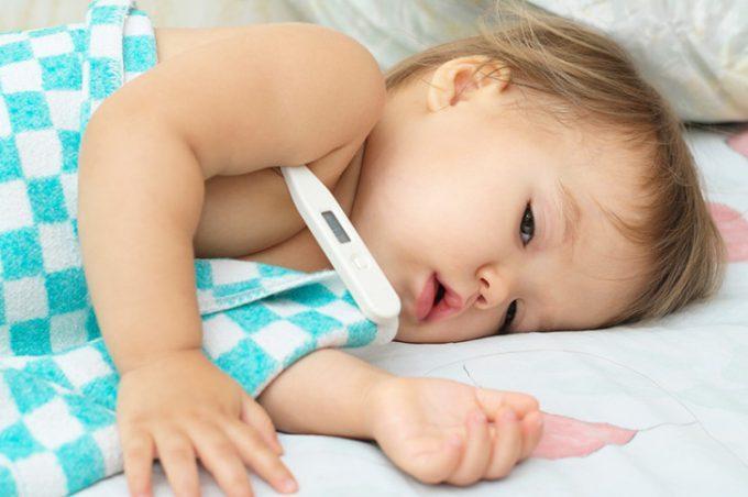 бывает ли высокая температура после прививки
