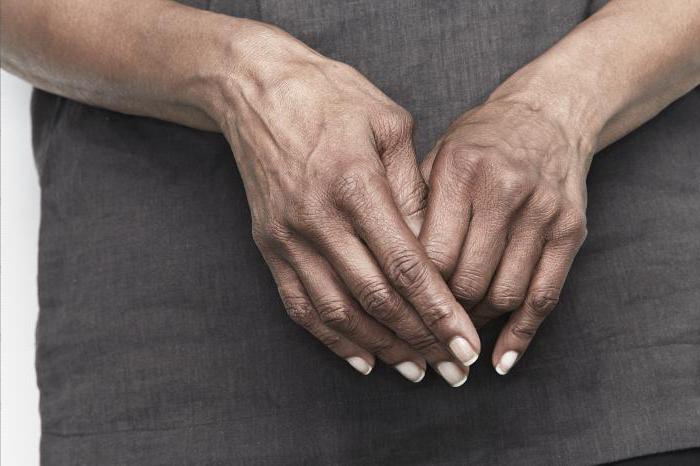 факторы риска развития ревматоидного артрита