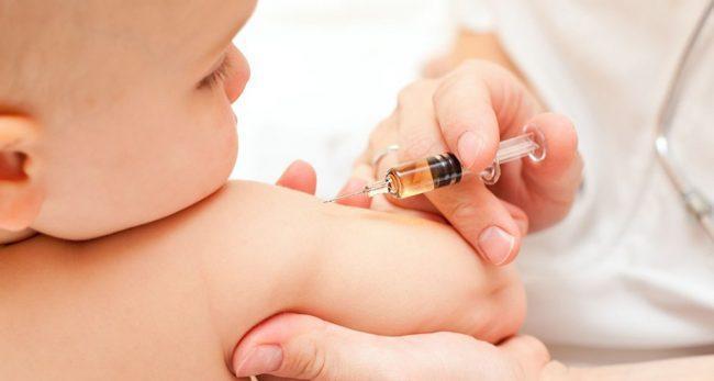 прививка от гепатита детям до года
