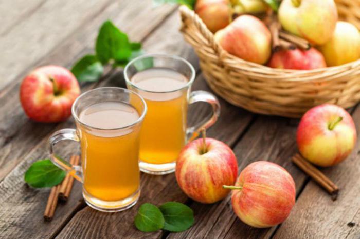 печеные яблоки при гастрите