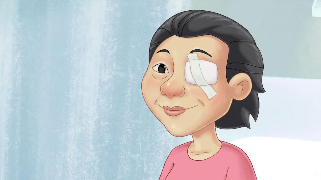 классификация переломов глазницы