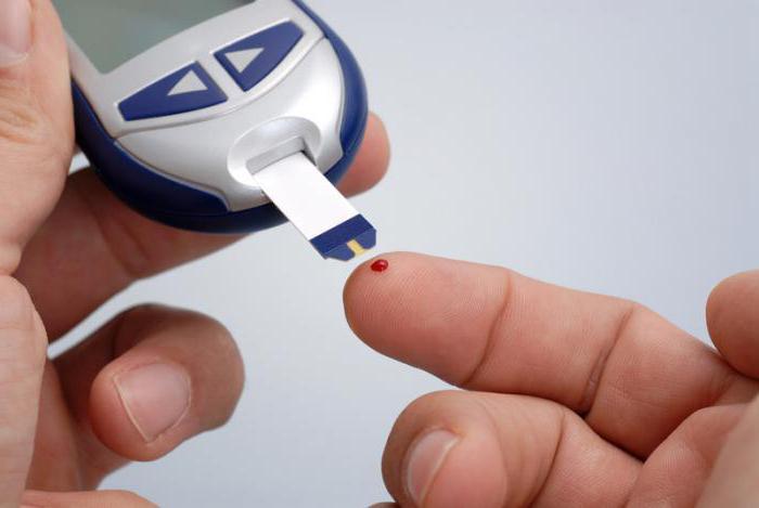 диета при сахарном диабете 2 типа таблица