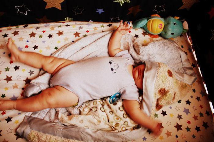 последствия асфиксии новорожденных в старшем возрасте