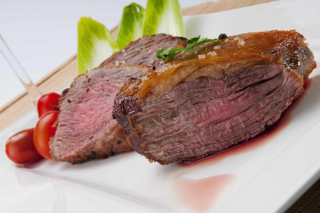 Мясо при недостатке железа