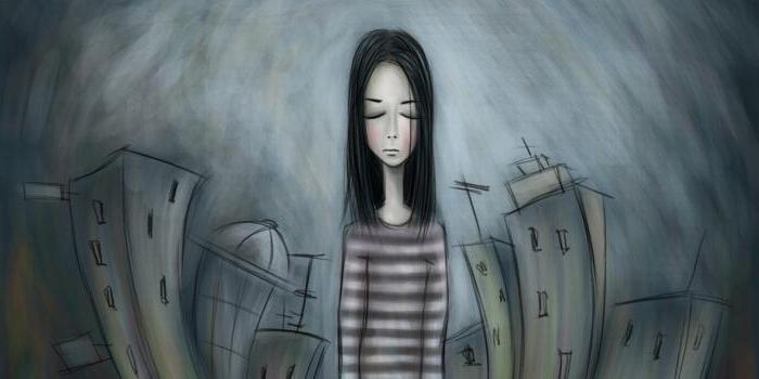 стадии депрессии