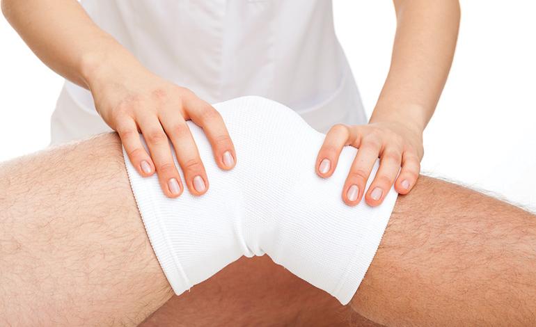 Боль колена