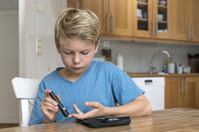 Сахарный диабет у детей: симптомы и признаки