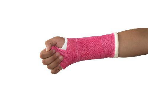 гематома от удара на руке лечение