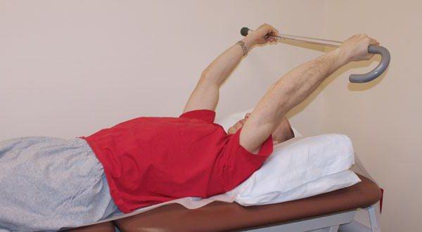 артрит левого плечевого сустава