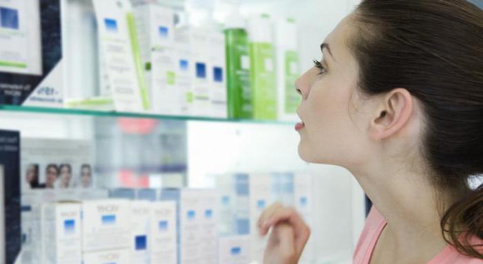 себорейный дерматит лечение препараты