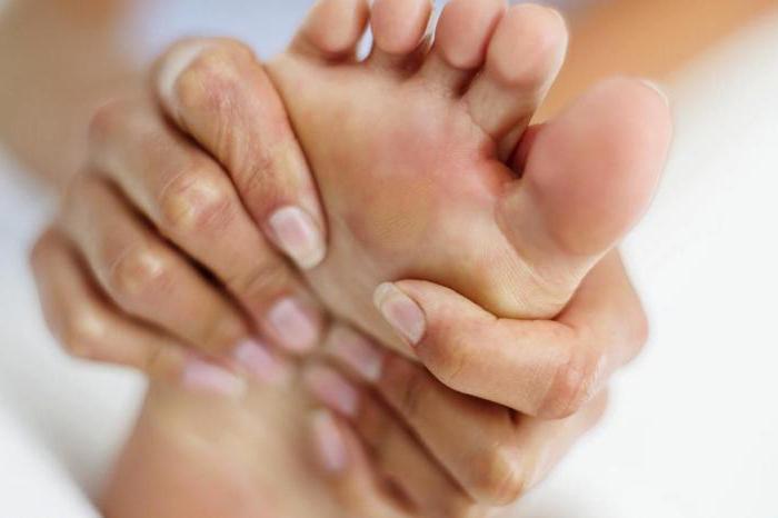 артрит ступни