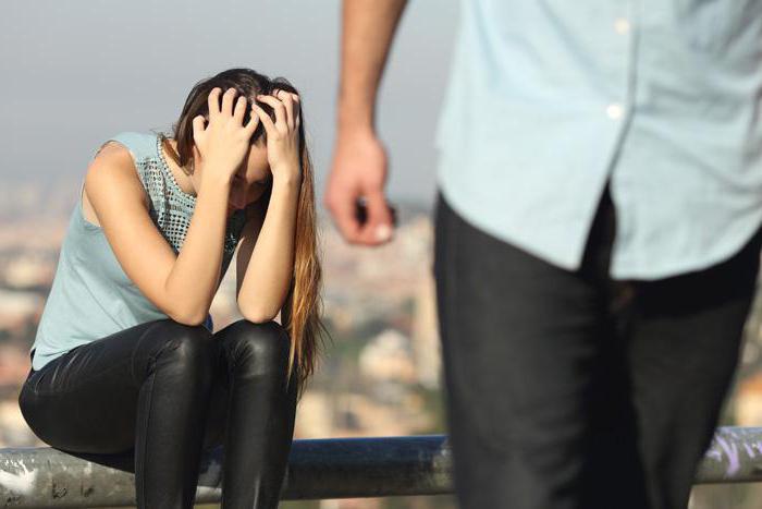советы психолога как выйти из депрессии после развода