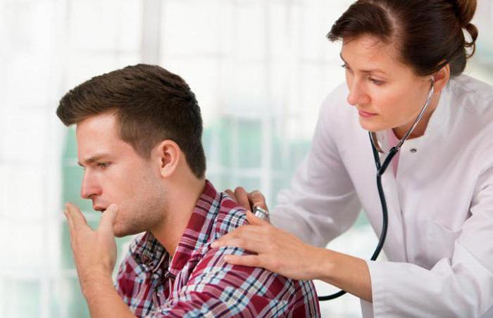 идиопатический альвеолит легких