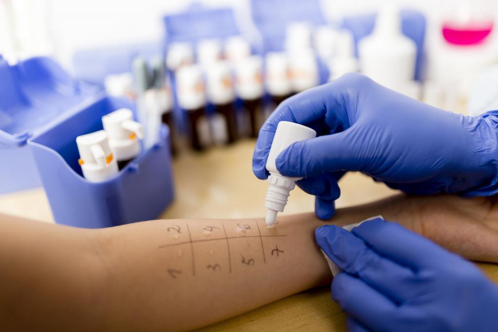 какие анализы сдают для выявления аллергии
