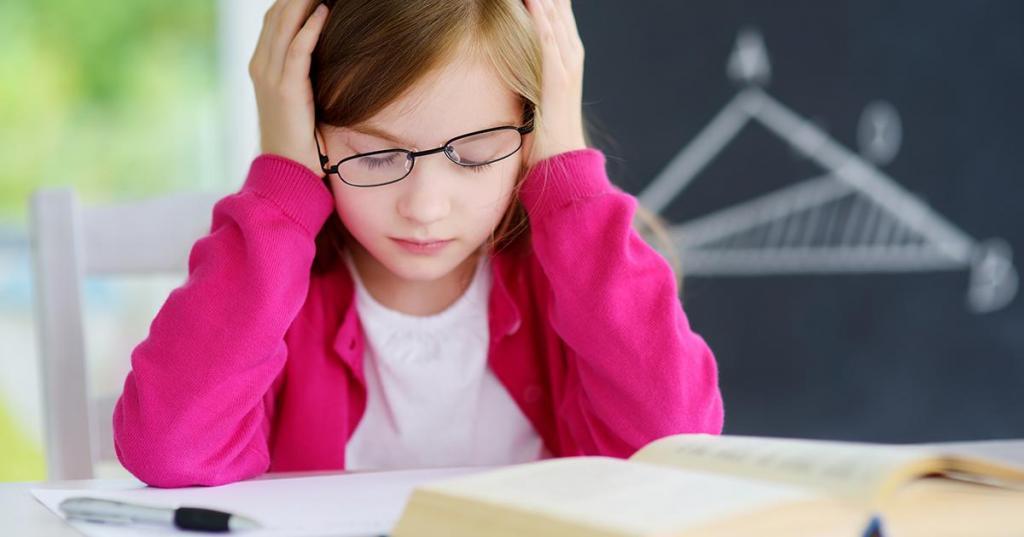 частые головные боли у ребенка