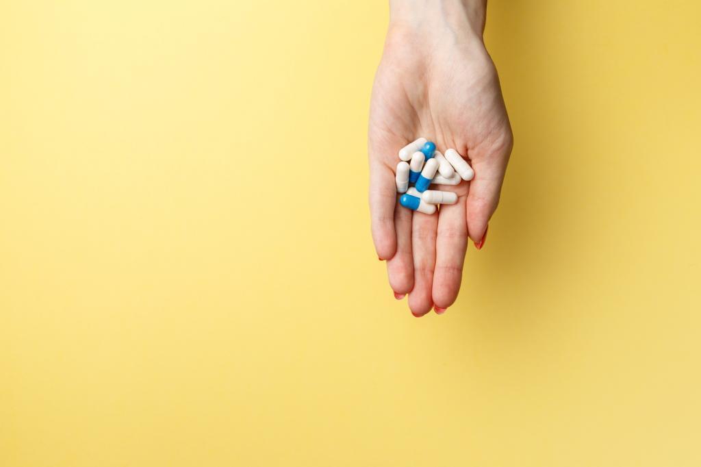 Медикаменты от запора