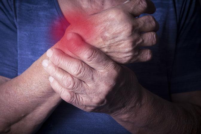 ревматоидный артрит кистей рук симптомы лечение