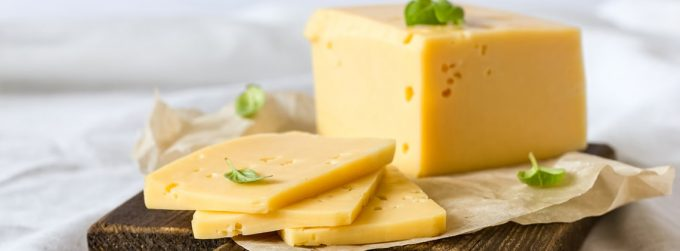 Сыр, как источник цинка