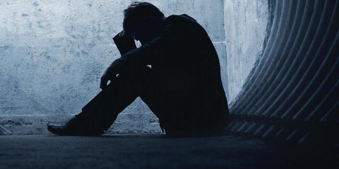 депрессия реактивная