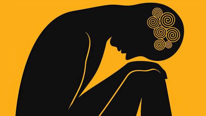 депрессивное расстройство симптомы