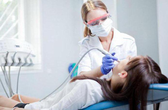 асд лечение зубов гранулемы