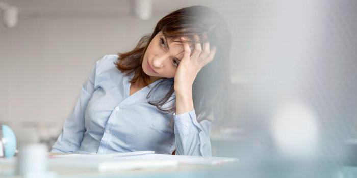 депрессия тяжелая симптомы