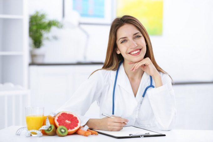 консультация у диетолога