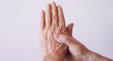 артрит кистей рук способы лечения