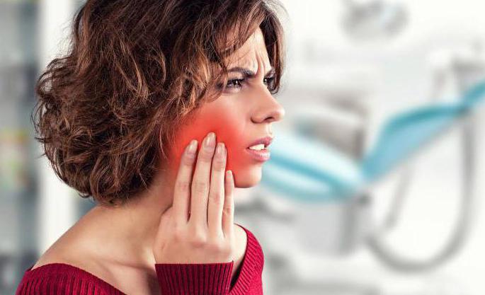 гематома после удаления зуба мудрости и их последствия