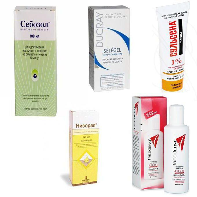 себорейный дерматит на голове чем лечить