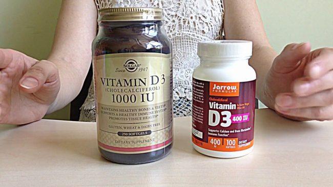 витамин Д3 для женщин