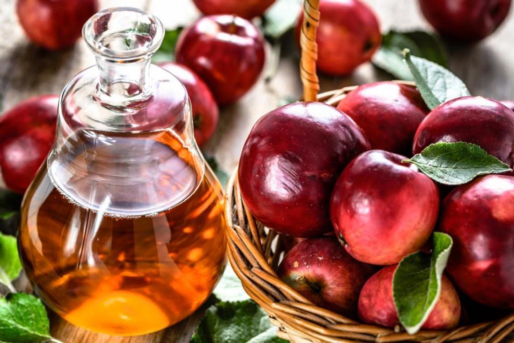 Яблочный сок при запорах