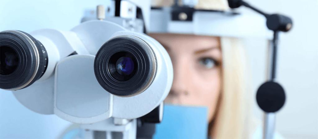 диагностика в офтальмологии