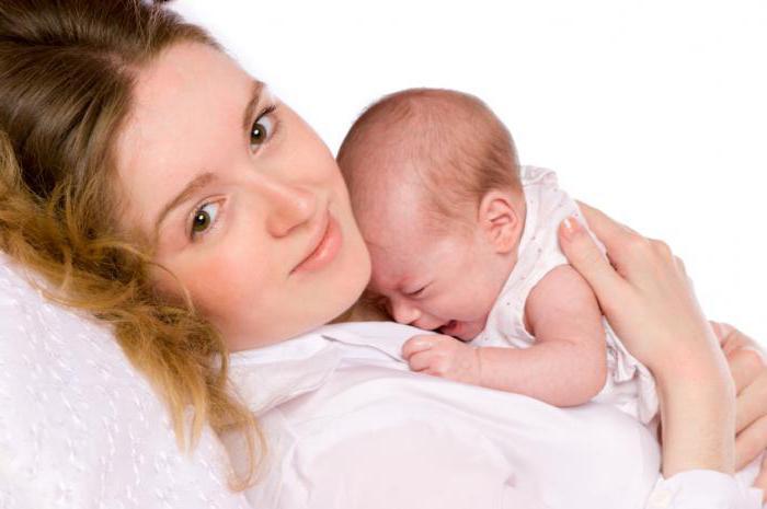 гипертензионный синдром у новорожденных