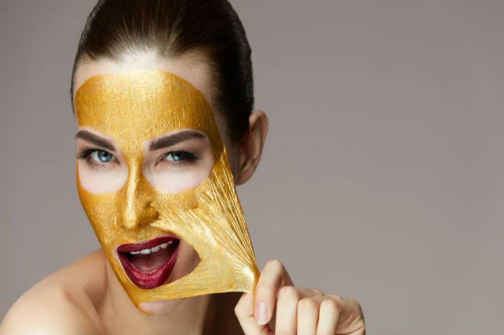 Пленочная желатиновая маска