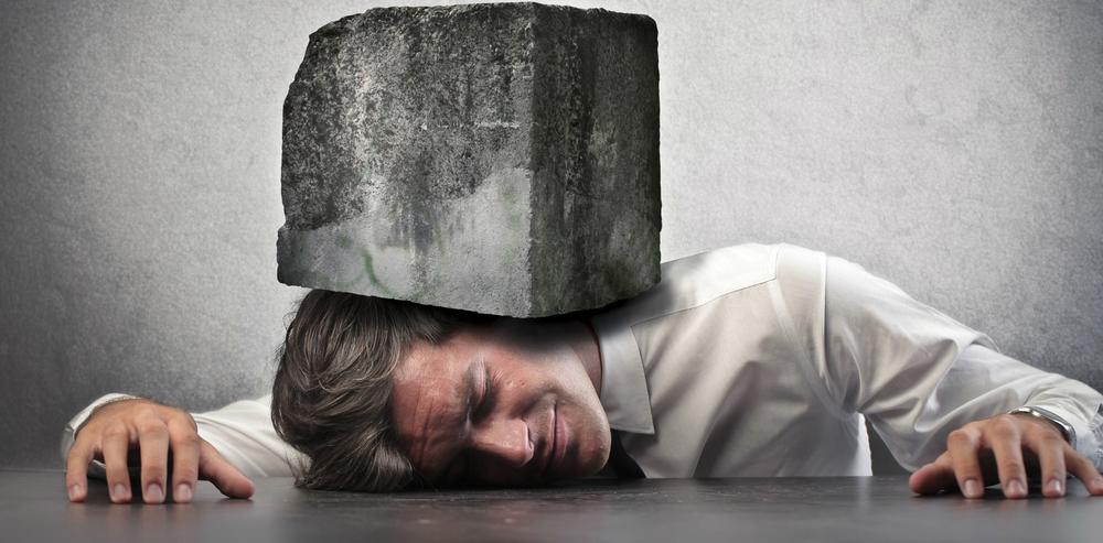 Под тяжестью стресса