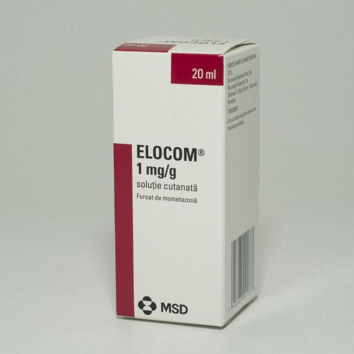 мазь при аллергическом дерматите у детей