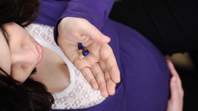 ретрохориальная гематома в матке при беременности