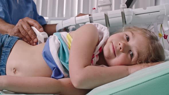 Подготовка ребенка к УЗИ брюшной полости