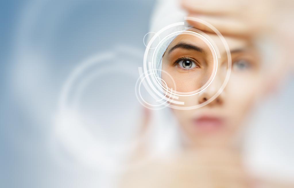 профилактика дистрофии сетчатки глаза
