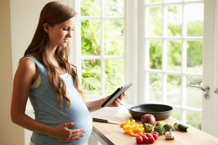 Диета беременных при гестационном сахарном диабете
