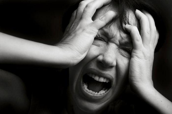 панические атаки причины лечение