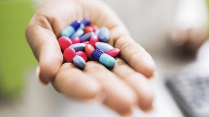 какие антибиотики принимать при язве желудка