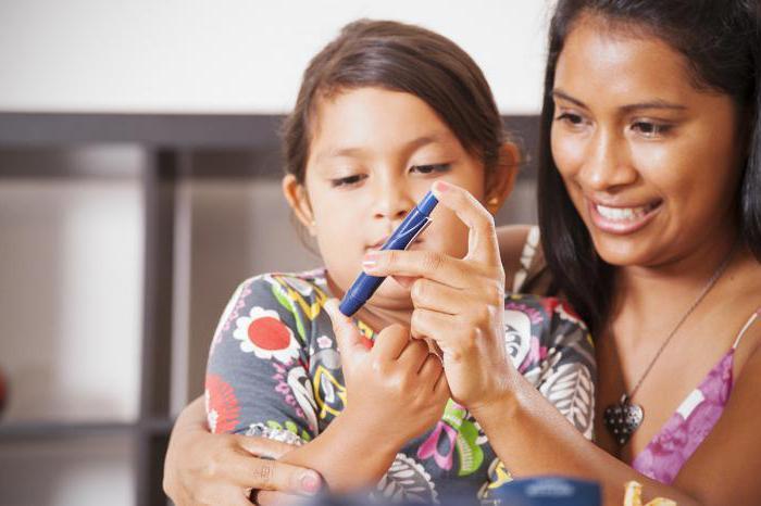 Признаки сахарного диабета у ребенка 3 лет